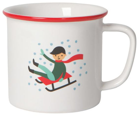 Snow Much Fun Heritage Mug