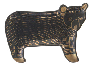 Black Bear Trinket Tray