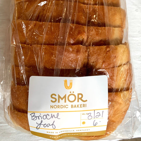 **Available For Shipping With UPS Next Day Air Only** Brioche Loaf