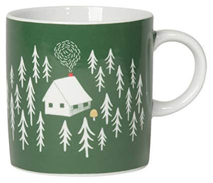 Cabin Retreat Mug