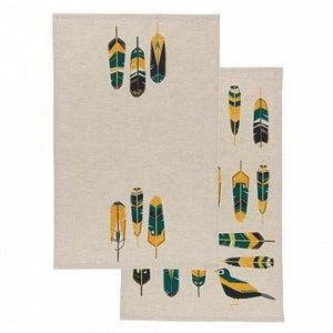Chirp Tea Towel