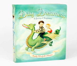Day Dreamers board book by Emily Winfield Martin