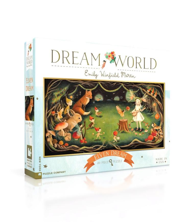 Elven Dream puzzle - Emily Winfield Martin