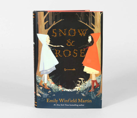 Snow and Rose book by Emily Winfield Martin