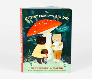 Littlest Family's Big Day Board Book