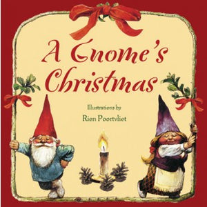 A Gnome's Christmas book