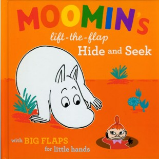 Moomin's Hide and Seek book