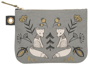 Wild Tale Large Pouch