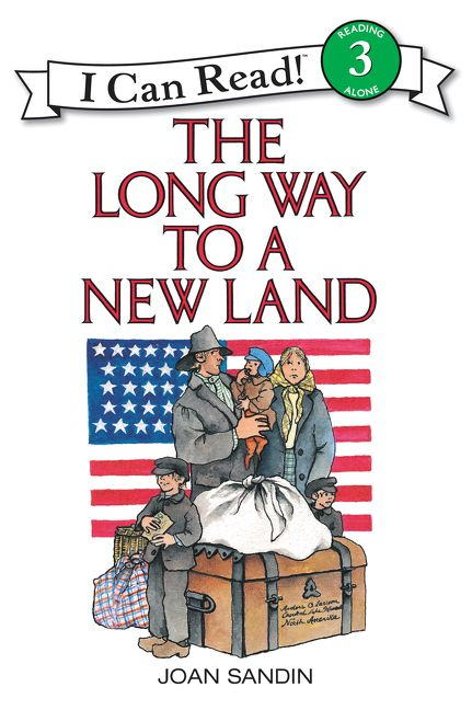 The Long Way To A New Land - book by Joan Sandin