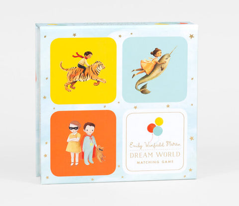 Dream World Matching Game - Emily Winfield Martin