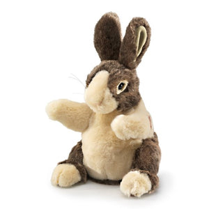 Folkmanis Baby Dutch Rabbit Puppet