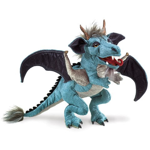 Folkmanis Sky Dragon Hand Puppet