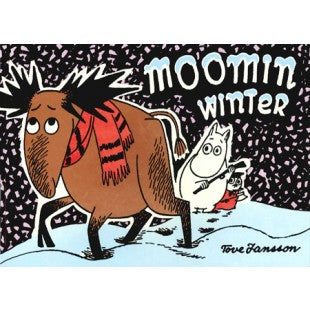 Moomin Winter Book