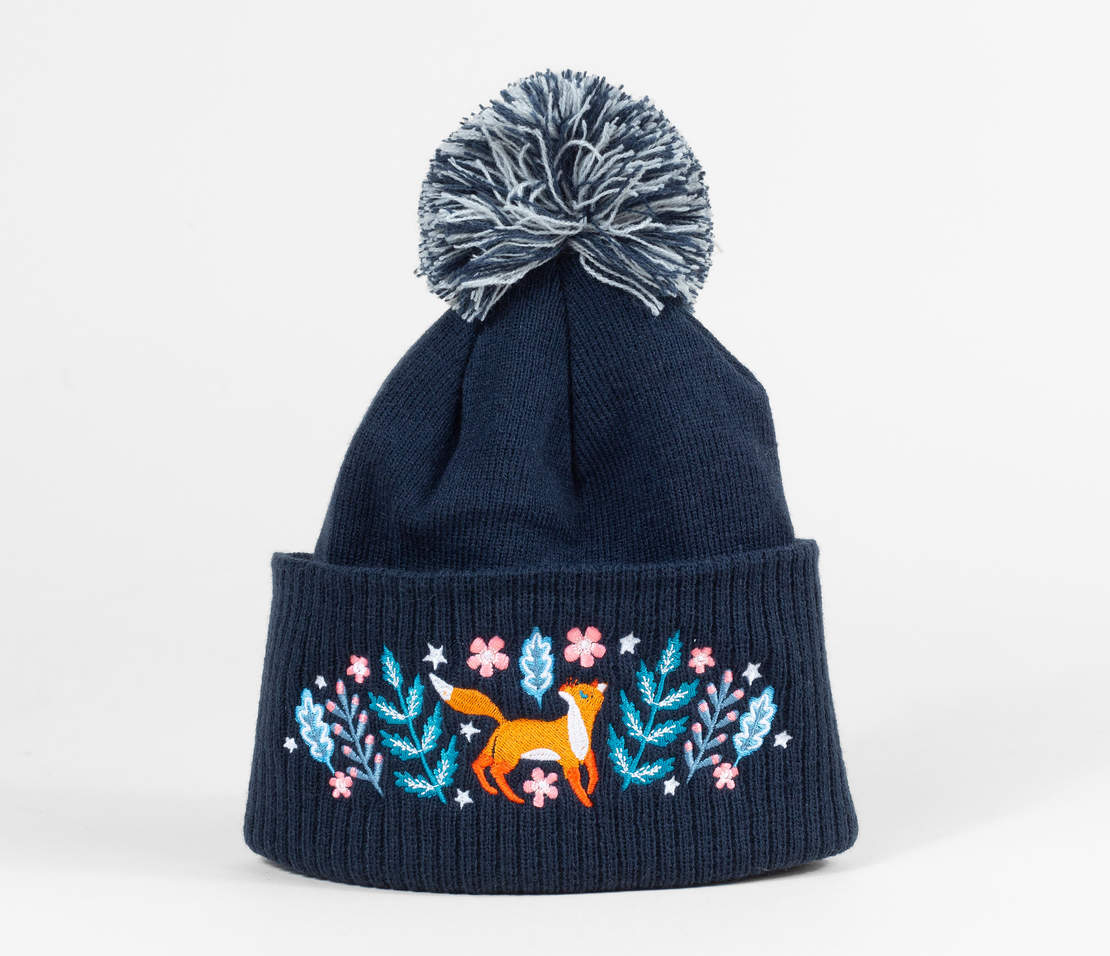 Papio Press Woodland Wonder Embroidered Hat