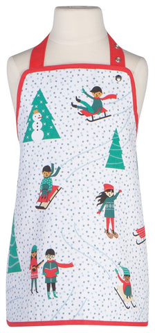 Snow Much Fun Children's Apron