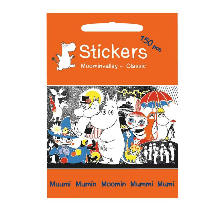 Moominvalley Sticker Set