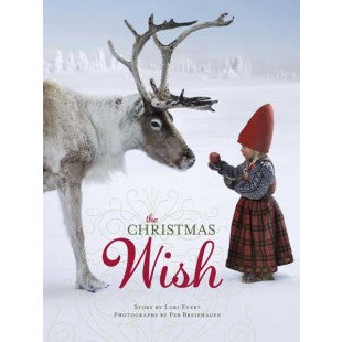 The Christmas Wish book