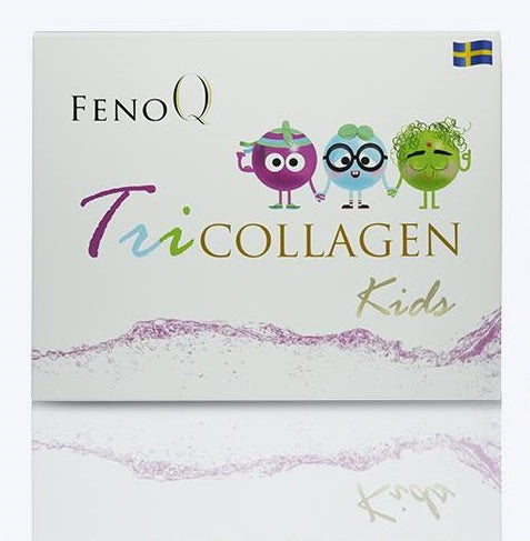 TriCollagen Kids, FenoQ, 14x25 ml