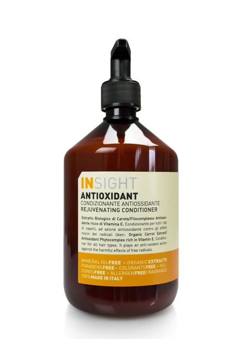 Atjauninantis kondicionierius su antioksidantais, INSIGHT, 500ml - Biosala.lt