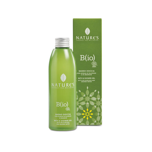 "NATURE'S dušo gelis ""Bio"", 200 ml - Biosala"