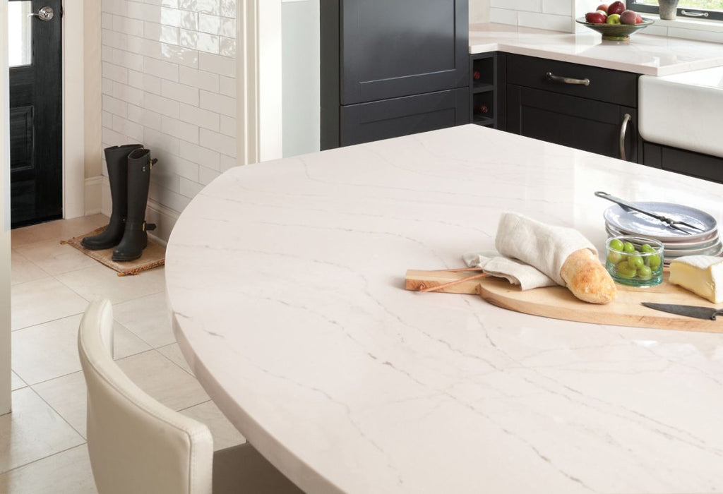 Countertops 101, the perfect pairing.  How to choose the right countertop for you and your kitchen.