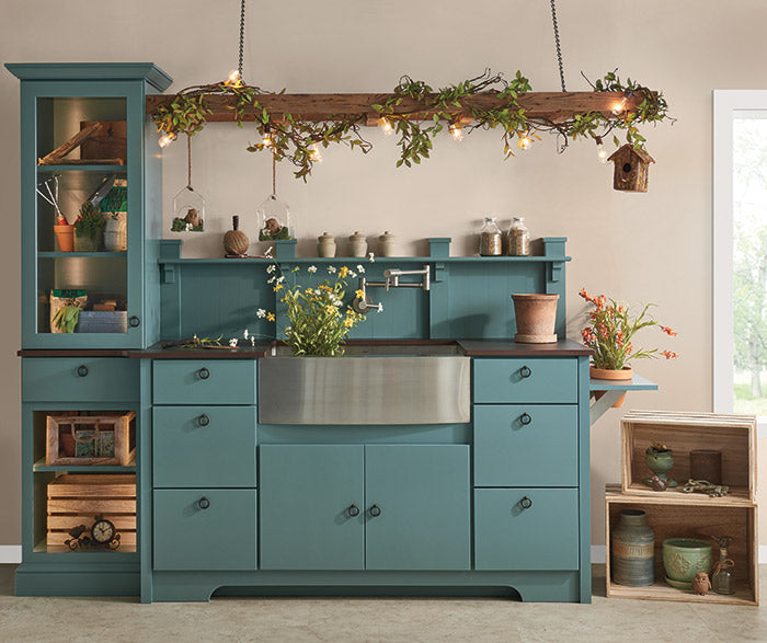 Kemper Cabinets Seaside Finish to be Discontinued Product