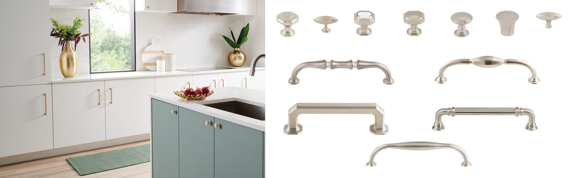 Top Knobs Chareau Collection