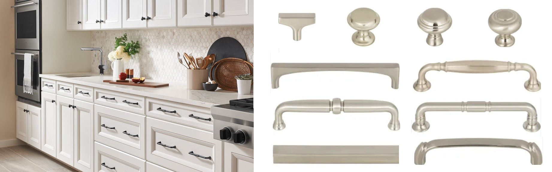 Grace collection by Top Knobs Hardware