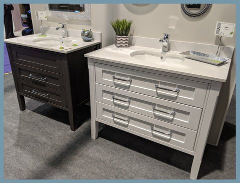 Green Forest Cabinetry Furniture Vanity Packages