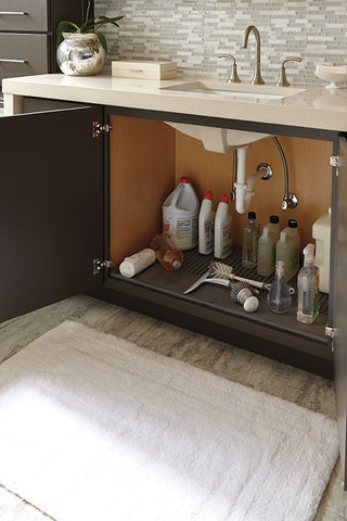Cab Mat- to protect bottom of your sink base cabinet