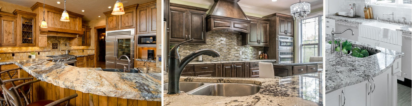 Countertop 101, Granite Information from DirectCabinets.com