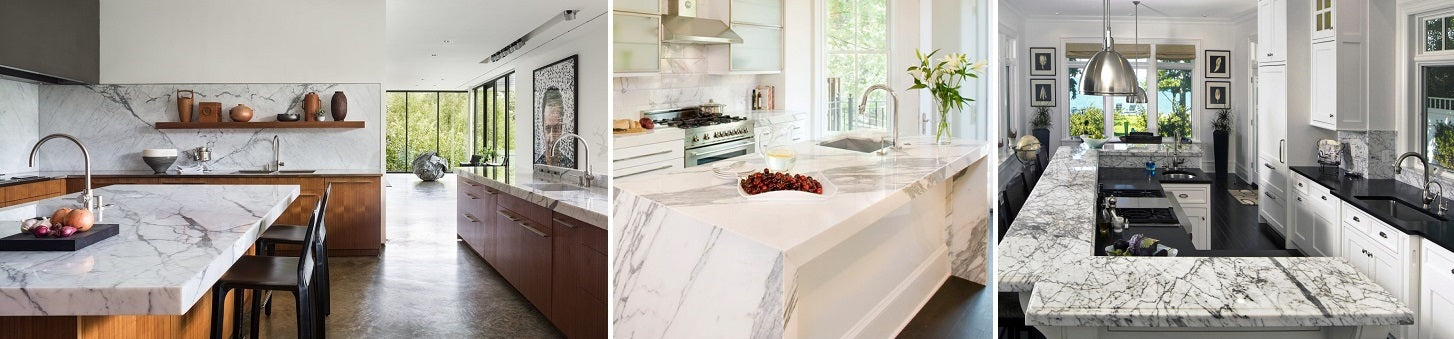 Marble Countertops, Benefits and Disadvantages