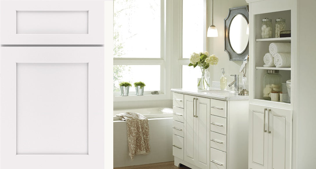 White Paint by Kemper Cabinets