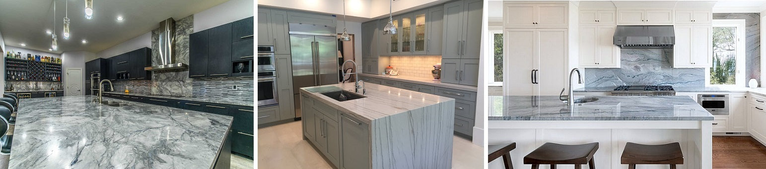 Quartzite countertops, the good the bad and the ugly