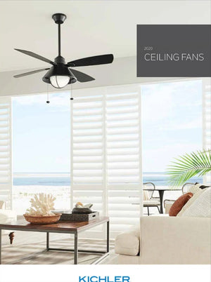 Kichler Indoor and Outdoor Ceiling Fan Catalog 2020