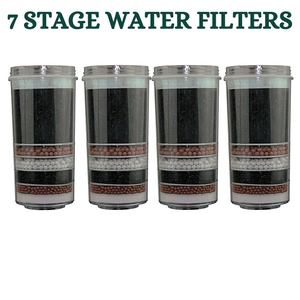 AIMEX WATER FILTER CARTRIDGES 7 STAGE X 4