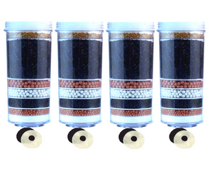 AIMEX 8 STAGE WATER FILTER CARTRIDGES X 4