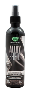 AIMEX AUTOMOTIVE ALLOY SHIELD WHEEL PROTECTOR CLEANER - NANO TECHNOLOGY - PROTECTIVE COATING - PREMIUM QUALITY CAR CARE - 250 ML - MADE IN UK