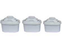 Load image into Gallery viewer, AIMEX WATER FILTER CARTRIDGE FOR PITCHER 3 PIECES