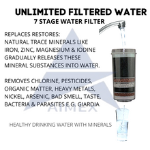 Load image into Gallery viewer, AIMEX WATER FILTER CARTRIDGES 7 STAGE