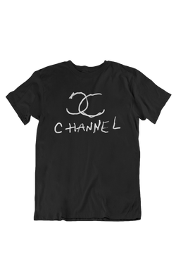 Channel Logo Tee