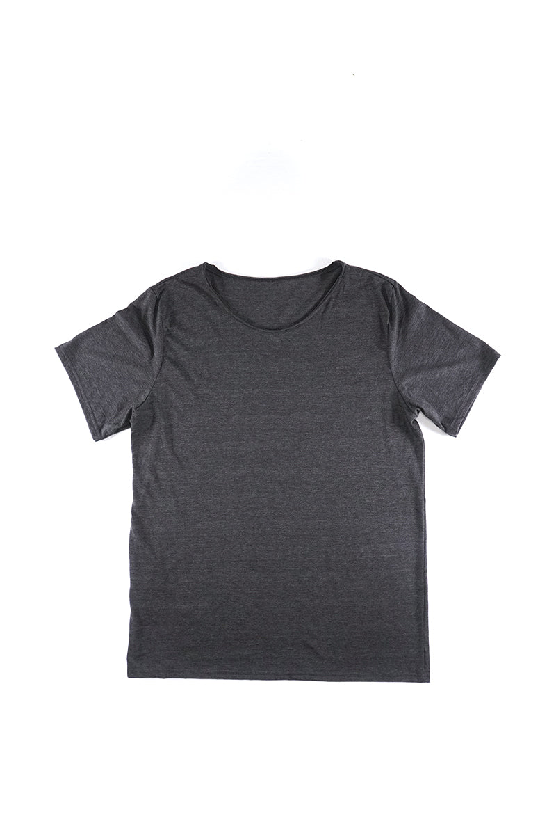 Core Raw Neck Tee