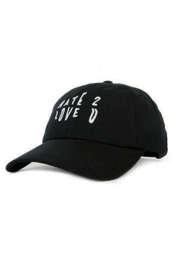 Hate Fade Dad Cap