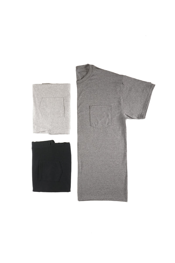 Pocket Tee 3 Pack
