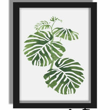 Load image into Gallery viewer, Nordic Leaf Painting