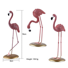 Load image into Gallery viewer, Flamingo Ornament