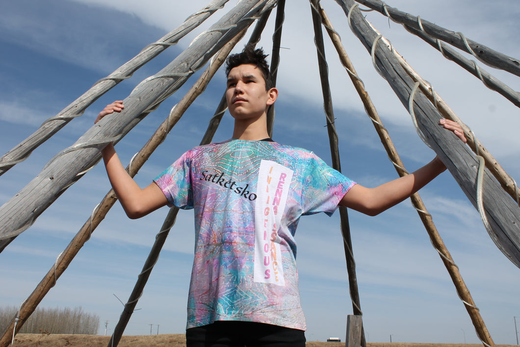 Indigenous Renaissance Men's Statement Shirt