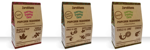 All ZaraMama seasonings
