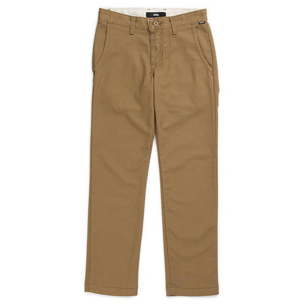 Calça Vans Chino Stretch Dirt - Bege