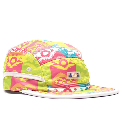 Boné ÖUS 5 Panel Phibo Jaguaribe Sunset